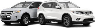 SUV car rental Italy