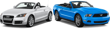Convertible Car Rental Peligros