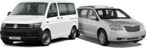 Van Rental Tianjin Binhai International Airport