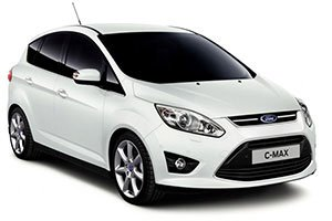 Alquiler Ford C-Max